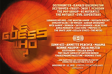 Le Guess Who? Festival: November 19-22, Utrecht