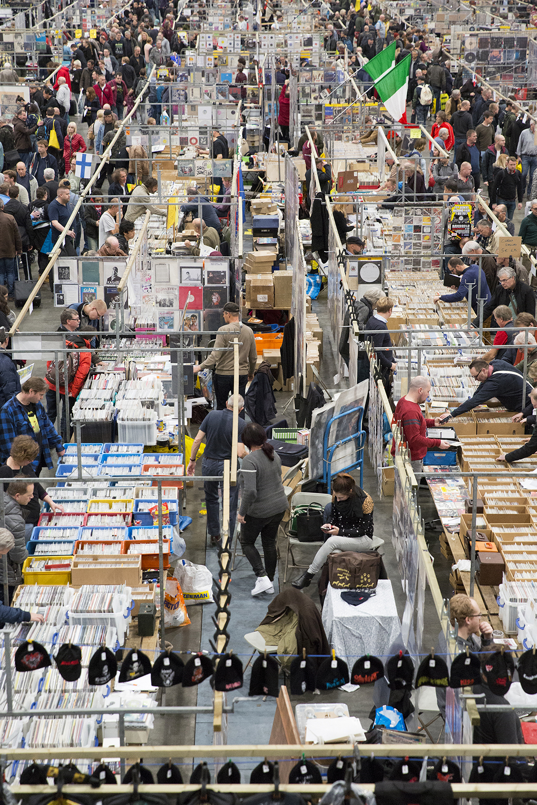 Record Fair Utrecht