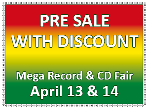 Pre sale Record fair Utrecht