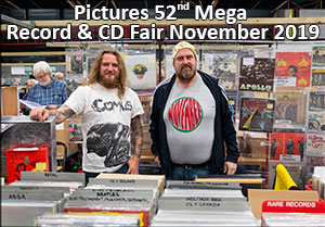 November 2019 Utrecht record Fair