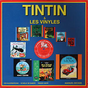 © Tintin - Record Fair Utrecht
